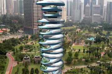 Dubai, πρωτεύουσα της αρχιτεκτονικής